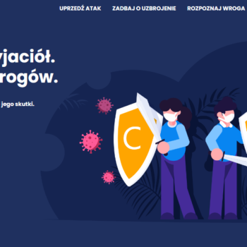 """""""Szlaban na infekcję"""" – akcja edukacyjna dla Biofarm od NEKK"""